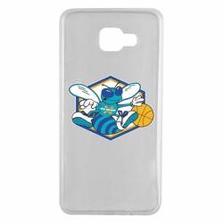 Чехол для Samsung A7 2016 New Orleans Hornets Logo - FatLine