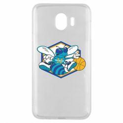 Чехол для Samsung J4 New Orleans Hornets Logo - FatLine