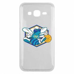 Чехол для Samsung J5 2015 New Orleans Hornets Logo - FatLine