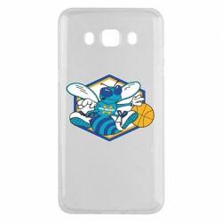 Чехол для Samsung J5 2016 New Orleans Hornets Logo - FatLine