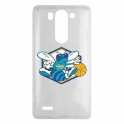 Чехол для LG G3 mini/G3s New Orleans Hornets Logo - FatLine