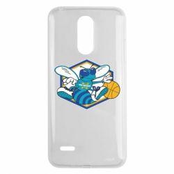 Чехол для LG K8 2017 New Orleans Hornets Logo - FatLine