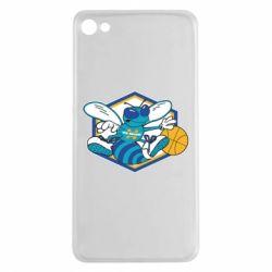 Чехол для Meizu U20 New Orleans Hornets Logo - FatLine