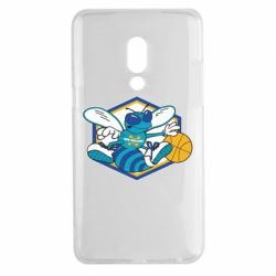 Чехол для Meizu 15 Plus New Orleans Hornets Logo - FatLine