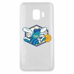Чехол для Samsung J2 Core New Orleans Hornets Logo - FatLine