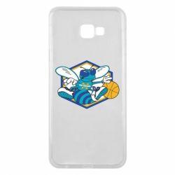 Чехол для Samsung J4 Plus 2018 New Orleans Hornets Logo - FatLine
