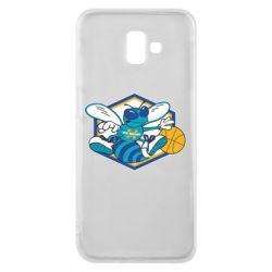 Чехол для Samsung J6 Plus 2018 New Orleans Hornets Logo - FatLine