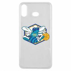 Чехол для Samsung A6s New Orleans Hornets Logo - FatLine