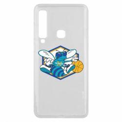 Чехол для Samsung A9 2018 New Orleans Hornets Logo - FatLine