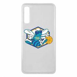 Чехол для Samsung A7 2018 New Orleans Hornets Logo - FatLine