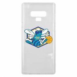 Чехол для Samsung Note 9 New Orleans Hornets Logo - FatLine