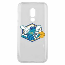 Чехол для Meizu 16 New Orleans Hornets Logo - FatLine