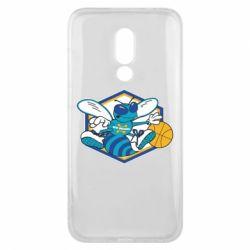Чехол для Meizu 16x New Orleans Hornets Logo - FatLine