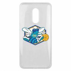 Чехол для Meizu 16 plus New Orleans Hornets Logo - FatLine