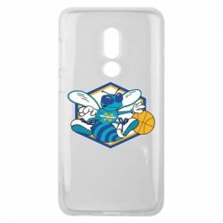 Чехол для Meizu V8 New Orleans Hornets Logo - FatLine