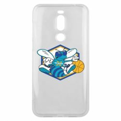 Чехол для Meizu X8 New Orleans Hornets Logo - FatLine