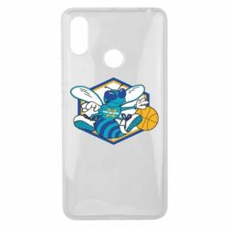 Чехол для Xiaomi Mi Max 3 New Orleans Hornets Logo - FatLine