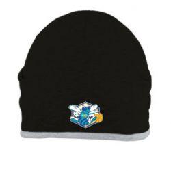 Шапка New Orleans Hornets Logo