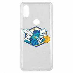 Чехол для Xiaomi Mi Mix 3 New Orleans Hornets Logo - FatLine