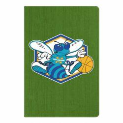 Блокнот А5 New Orleans Hornets Logo - FatLine