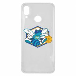 Чехол для Huawei P Smart Plus New Orleans Hornets Logo - FatLine