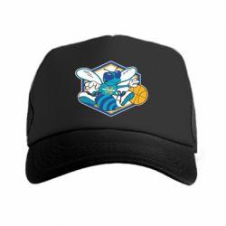 Кепка-тракер New Orleans Hornets Logo - FatLine