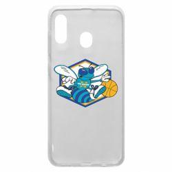 Чохол для Samsung A20 New Orleans Hornets Logo