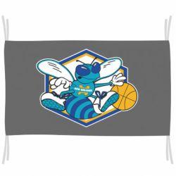 Прапор New Orleans Hornets Logo
