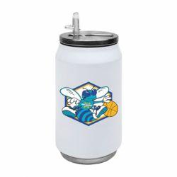 Термобанка 350ml New Orleans Hornets Logo