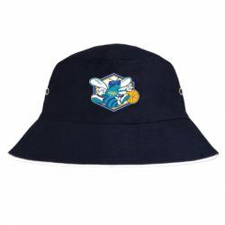 Панама New Orleans Hornets Logo
