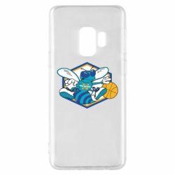 Чехол для Samsung S9 New Orleans Hornets Logo - FatLine