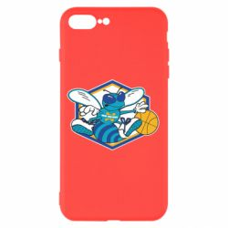 Чехол для iPhone 7 Plus New Orleans Hornets Logo - FatLine