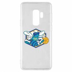 Чехол для Samsung S9+ New Orleans Hornets Logo - FatLine
