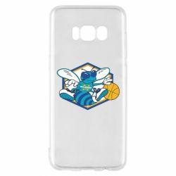 Чехол для Samsung S8 New Orleans Hornets Logo - FatLine