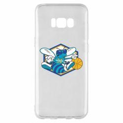 Чехол для Samsung S8+ New Orleans Hornets Logo - FatLine