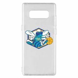 Чехол для Samsung Note 8 New Orleans Hornets Logo - FatLine