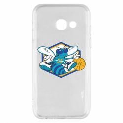 Чехол для Samsung A3 2017 New Orleans Hornets Logo - FatLine