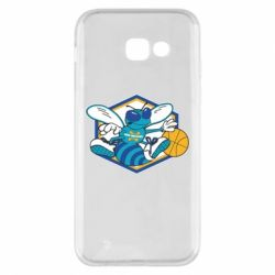 Чехол для Samsung A5 2017 New Orleans Hornets Logo - FatLine