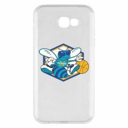 Чехол для Samsung A7 2017 New Orleans Hornets Logo - FatLine