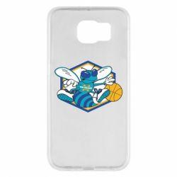 Чехол для Samsung S6 New Orleans Hornets Logo - FatLine