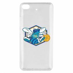 Чехол для Xiaomi Mi 5s New Orleans Hornets Logo - FatLine