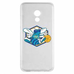 Чехол для Meizu Pro 6 New Orleans Hornets Logo - FatLine