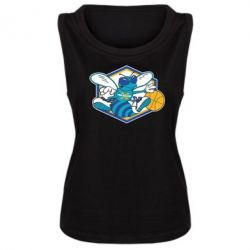 Женская майка New Orleans Hornets Logo
