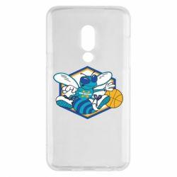 Чехол для Meizu 15 New Orleans Hornets Logo - FatLine