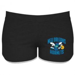 Женские шорты New Orleans Hornets - FatLine