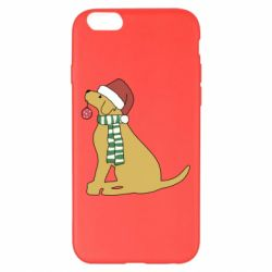 Чехол для iPhone 6 Plus/6S Plus New Year of the Yellow Dog