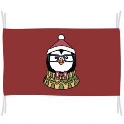Флаг New Year's Penguin