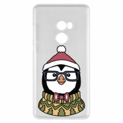 Чехол для Xiaomi Mi Mix 2 New Year's Penguin
