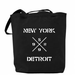 Сумка New York Detroit - FatLine