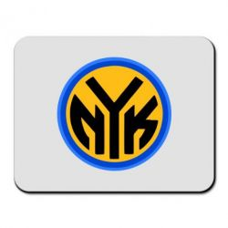 Коврик для мыши New York Knicks logo - FatLine